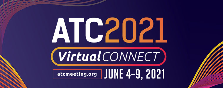 ATC 2021 - Virtual Connect. June 4-9, 2021